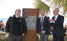 Guillermo del Toro deja huella en Málaga