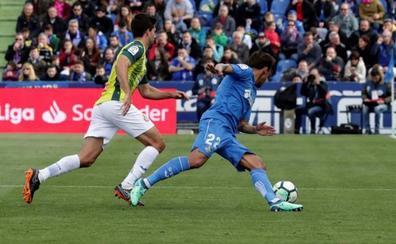 El Getafe no falla ante el Espanyol