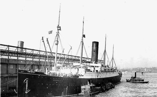 El Buque Que Rescato A Los Supervivientes Del Titanic Tambien Se