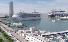 El Puerto de Málaga pide a Urbanismo el cambio del Plan Especial para hacer la torre