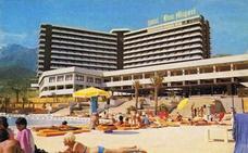 La época gloriosa del hotel Don Miguel de Marbella: la novedad del 'Todo incluido' y los artistas en la plantilla