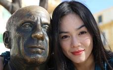 La cara japonesa que sueña con ser chica Almodóvar
