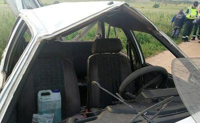 Un menor fallecido y otros tres heridos en un accidente de coche que conducía un joven de 15 años