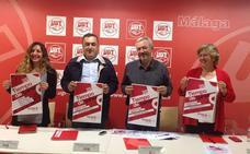 Los sindicatos convocan a la marcha del 1 de mayo en Málaga bajo el lema 'Tiempo de ganar'