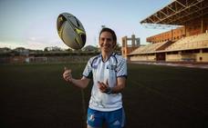 La árbitra Alhambra Nievas debutará en un Mundial de Rugby Seven
