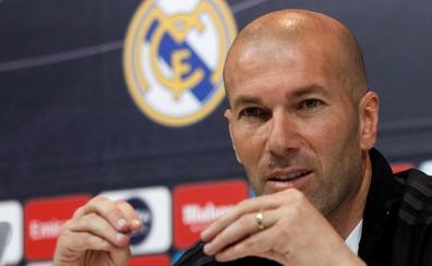 «Vamos a esperar un poco para llamarlo el Madrid de Zidane»