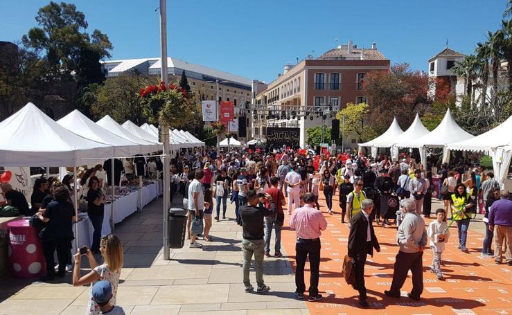 Soles de Málaga: Las mejores fotos de la gran fiesta de la solidaridad