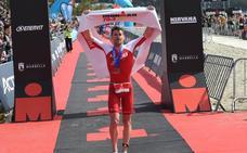 David McNamee gana el primer Ironman 70.3 de Marbella