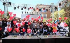 La Málaga solidaria brilla más que nunca
