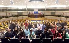 Viaje para conocer el Parlamento Europeo