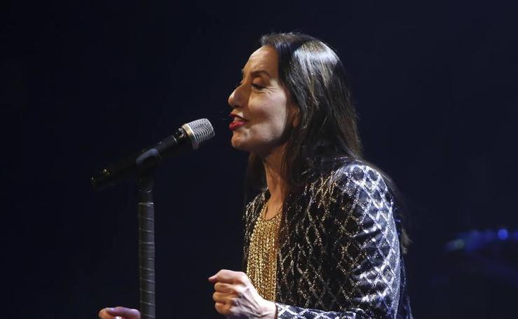 Fotos del concierto de Luz Casal en Málaga