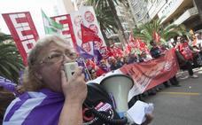 Los salarios, el feminismo y las pensiones, coprotagonistas del Primero de Mayo