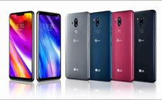 LG apuesta por la inteligencia artificial en su nuevo G7 ThinQ