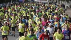 La Carrera de la Prensa de Málaga alcanza las 1.000 inscripciones y bate su récord de participantes