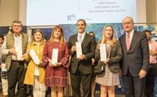 Premios por la lucha en contra de la pobreza en la gala de Caixa Proinfancia