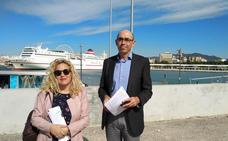 IU-Málaga para la Gente supedita la torre del Puerto al visto bueno del Gobierno central