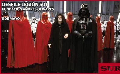 Guía para no perderte un detalle del desfile de la Legión 501 este sábado en Málaga