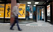 Los bancos cierran en Málaga más de 600 sucursales en la última década