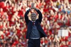 «Merci Arsène»: el Arsenal se despide de Wenger