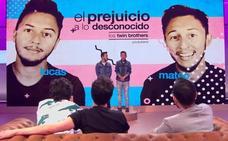 El mensaje de los primeros gemelos transexuales de España, dos hermanos de Málaga: «No os sintáis raros»
