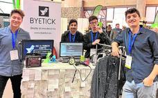 Byetick, un billete para Silicon Valley