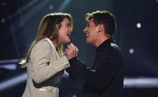 Así serán los trajes de Amaia y Alfred en Eurovisión