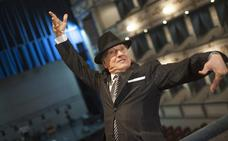 Carrete: «Quiero llegar a Nueva York y poner al Fred Astaire gitano en Broadway»