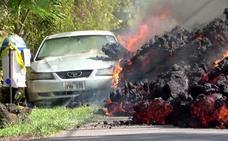 El terrorífico avance de la lava en Hawai en imágenes