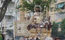 Dos romerías y tres procesiones recorren las calles de Málaga este fin de semana