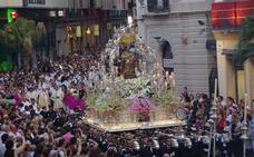 Guía de la procesión magna de Vírgenes del 26 de mayo en Málaga