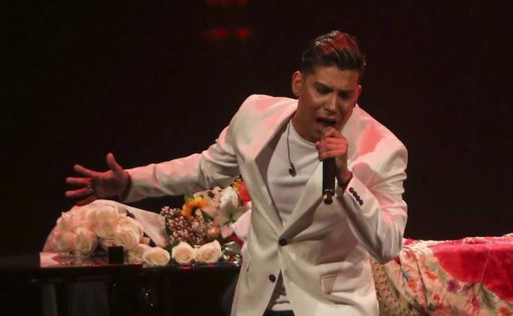 Antonio Cortés presenta su nuevo disco en el Teatro Cervantes