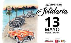 El Museo Automovilístico presenta la III Caravana Solidaria a beneficio de El Pimpi