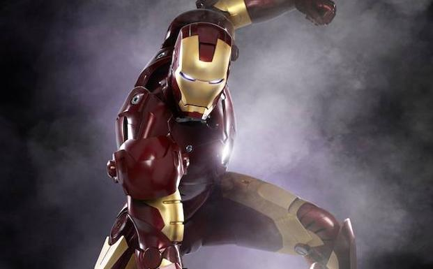 Roban el traje de Iron Man de Robert Downey Jr.
