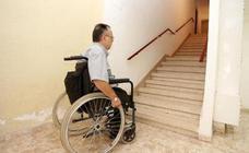 La Junta concederá dos millones a familias mayores o con miembro con discapacidad para adecuar sus viviendas