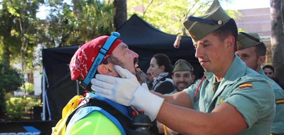 Ronda acoge hoy una edición de récord de los 101 kilómetros de la Legión