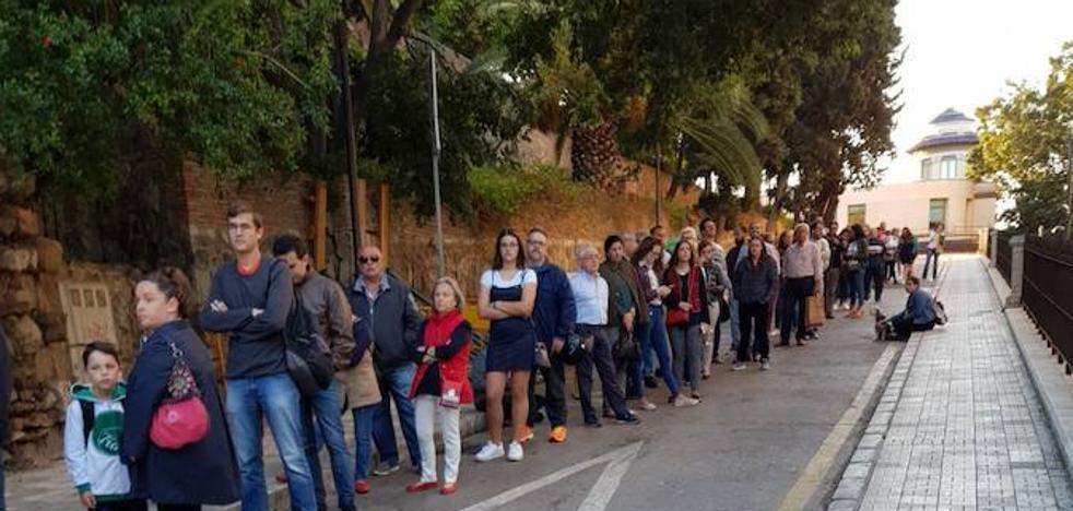 Expectación y entradas a La Alcazaba ya agotadas a pocas horas del inicio de la Noche en Blanco en Málaga 2018