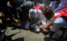Israel ahoga en sangre a Gaza