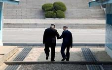 Corea del Norte suspende las conversaciones con Corea del Sur