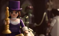 Una exposición de Playmobil repasa en Málaga la trayectoria de mujeres que han dejado huella en la historia