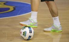 Duelo entre el Málaga CF Futsal y el Barça Futsal a beneficio de la asociación de diabetes de la Axarquía