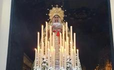 Horarios y días de los traslados de las Vírgenes para la procesión magna del 26 de mayo en Málaga