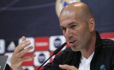 Zidane: «Cristiano Ronaldo está al 120 por ciento»