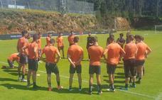 El Marbella libra el primer asalto contra el Celta B