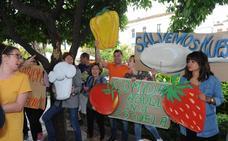 Más de 800 padres exigen la continuidad de los comedores escolares con cocina municipal