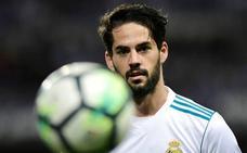 Isco pasa a liderar la selección española de fútbol