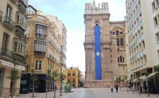 La Catedral y las calles del Centro se engalanan para la magna de la Victoria