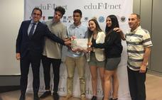 El IES Alhamilla de Almería obtiene el primer premio de la VIII Olimpiada Financiera del Proyecto Edufinet