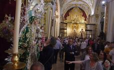 Málaga se convierte hoy en el epicentro cofrade con la magna de la Victoria