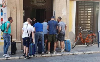 La magna llena los hoteles y lleva el optimismo a los restaurantes de Málaga