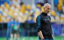 Zidane: «Ni somos favoritos ni lo es el Liverpool; es 50-50»
